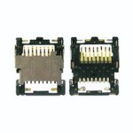Memory Card Connector For BlackBerry Curve 8300