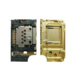 MMC + Sim Connector For Nokia 7390