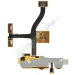 Volume Button Flex Cable For Samsung S8000 Jet 2