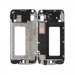 Lcd Frame Middle Chassis For Samsung Galaxy E5 Sme500f Brown By - Maxbhi Com