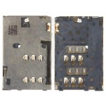 Sim Connector For Nokia C2-03 Touch and Type