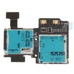 Sim Connector For Samsung I9500 Galaxy S4
