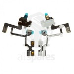 Flex Cable For Apple iPhone 4 - White