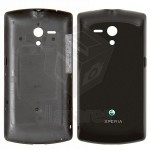 Back Cover For Sony Xperia neo L MT25i - Black