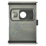 Camera Back Cover For Nokia 6233 - Silver