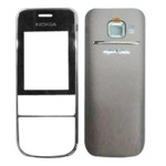 Front & Back Panel For Nokia 2700 classic - Grey