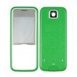Front & Back Panel For Nokia 7310 Supernova - Green