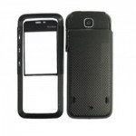 Front Back Panel For Nokia 5310 Xpressmusic Black - Maxbhi.com