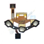 Function Keypad Flex Cable For Samsung M7600 Beat DJ