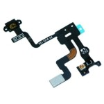 Induction Flex Cable For Apple iPhone 4s - Black