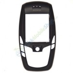 Front Cover For Nokia 6600 - Black