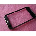 Front Cover For Samsung Galaxy Ace Duos S6802 - Black