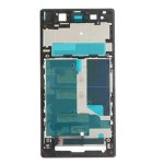 Front Cover For Sony Xperia Z1 C6902 L39h - Black