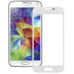 Front Glass Lens For Samsung Galaxy S5 mini - White
