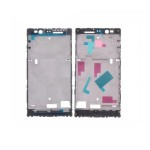 Lcd Frame Middle Chassis For Nokia Lumia 720 Blue By - Maxbhi Com