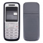 Full Body Housing For Nokia 1208 White - Maxbhi Com