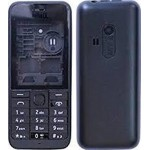Full Body Housing For Nokia 220 Dual Sim Rm969 Black - Maxbhi.com