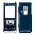 Full Body Housing For Nokia 6120 Classic Blue - Maxbhi.com