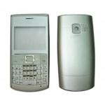 Full Body Housing For Nokia X201 Silver - Maxbhi.com