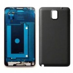 Full Body Housing For Samsung Galaxy Note 3 Black - Maxbhi Com