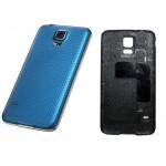 Full Body Housing For Samsung Galaxy S5 Smg900h Blue - Maxbhi.com