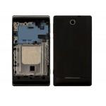 Full Body Housing For Sony C1604 Black - Maxbhi Com