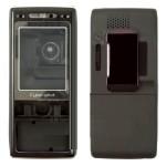 Full Body Housing For Sony Ericsson K800 Black - Maxbhi Com