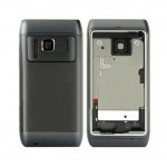 Full Body Panel For Nokia N8 Black - Maxbhi Com