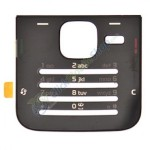 Keypad Cover For Nokia N78 - Black