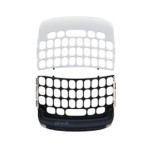 Keypad Frame For BlackBerry Curve 9370 - White