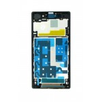 Lcd Frame For Sony Xperia M C1904 Black - Maxbhi.com
