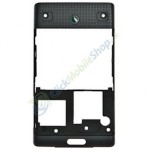 Lower Back Panel For Sony Ericsson W380i - Dark Grey