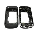 Middle For BlackBerry Curve 8520 - Grey
