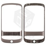 Middle Frame For Google Nexus One - Grey