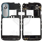 Middle Frame For HTC Desire X - Black