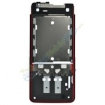 Middle Frame For Sony Ericsson C902 - Red