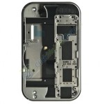 Slide Assembly For Nokia 6760 slide - Bright Chrome