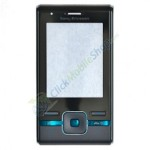 Upper Cover For Sony Ericsson T715 - Grey