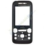 Upper Cover For Sony Ericsson W850i - Black