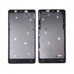 Lcd Frame Middle Chassis For Microsoft Lumia 540 Dual Sim Blue By - Maxbhi Com