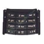Bottom Keypad For Nokia 6500 slide - Black