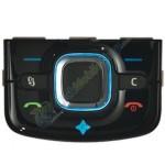 Function Keypad For Nokia 6210 Navigator - Black