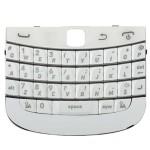 Keypad For BlackBerry Bold Touch 9900 - White