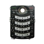 Keypad For BlackBerry Pearl Flip 8220 - Black