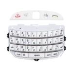 Keypad For BlackBerry Torch 9800 - White
