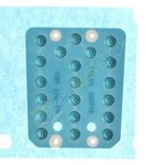 Keypad Domesheet For Nokia 5030 XpressRadio