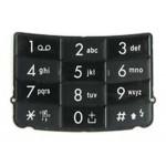 Keypad For LG KG800 Chocolate Phone - Black
