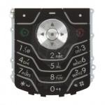 Keypad For Motorola L6 - Black