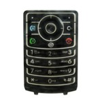 Keypad For Motorola RAZR maxx V6 - Black