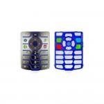 Keypad For Motorola RAZR V3i - Silver